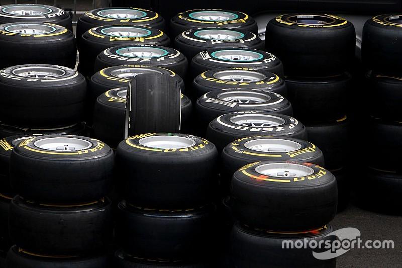 Las mejores estrategias de neumáticos para la carrera de Bélgica