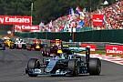 В Mercedes не считают победу Росберга лёгкой