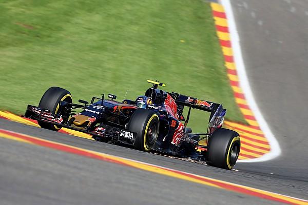 Sainz Jr. diz que problemas da Toro Rosso vão além do motor