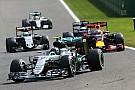 Nico Rosberg in Spa: Von Hamiltons Aufholjagd nichts gewusst