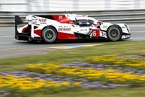Le Mans Race report Pertarungan Toyota vs. Porsche semakin memanas, Corvette kecelakaan dan keluar