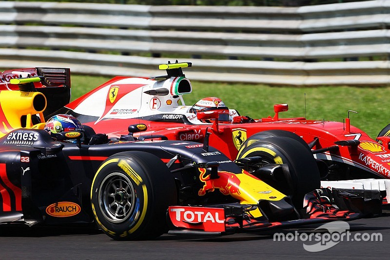 """Райкконен Ферстаппену: """"Формула 1 - це не місце для розплати"""""""