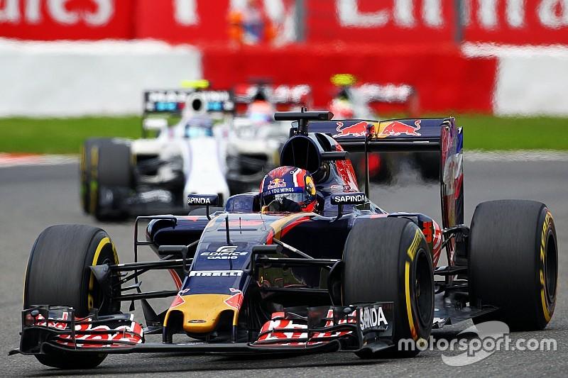 Toro Rosso zoekt naar antwoorden over B-spec