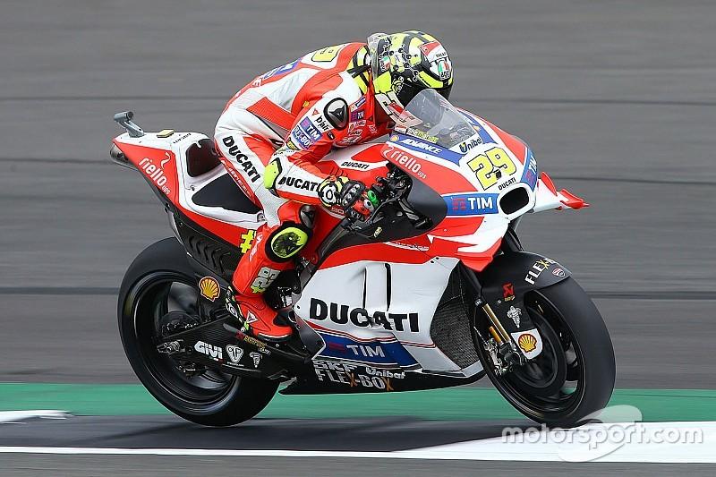 MotoGP Silverstone: Iannone vor Vinales und Crutchlow