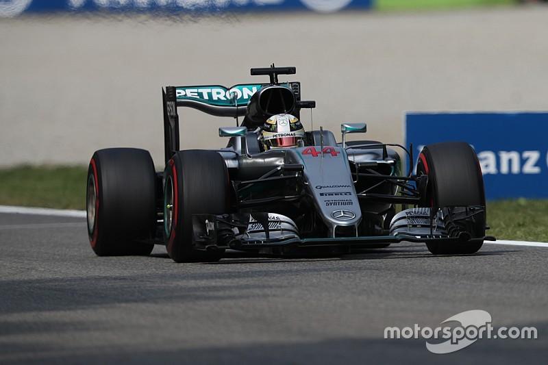 Formel 1 in Monza: Mercedes im 3. Freien Training vor Ferrari und Red Bull Racing