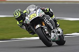 MotoGP Qualifiche Crutchlow domina anche la pioggia di Silverstone e fa la pole! Rossi 2°
