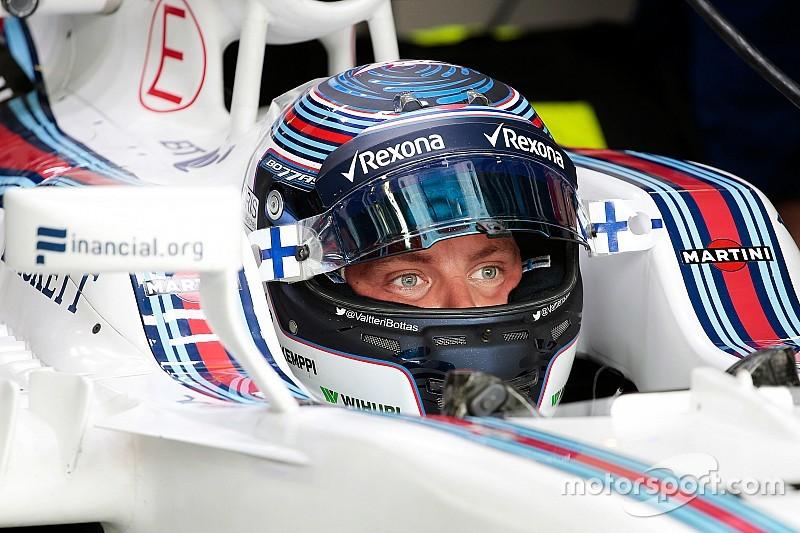Боттас: модифікований шолом допоміг випередити Red Bull