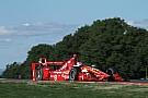 Dixon, el mejor en la tercera práctica en Watkins Glen