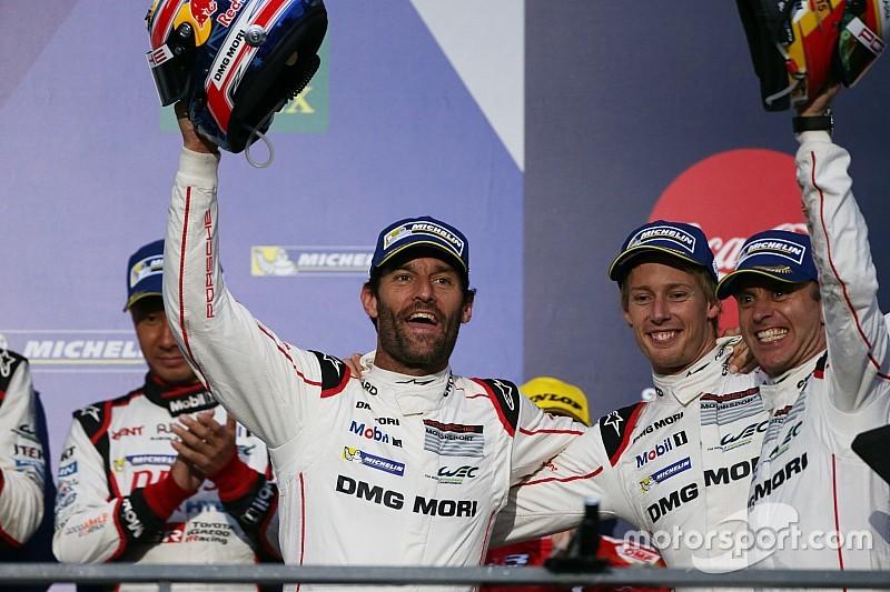 Porsche: le mani sul doppio titolo mondiale costruttori e piloti