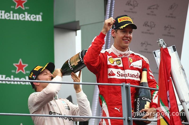 Ferrari задоволена подіумом в Монці