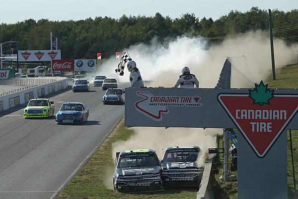NASCAR Truck Opinião: NASCAR acerta em não tirar vitória de Nemechek