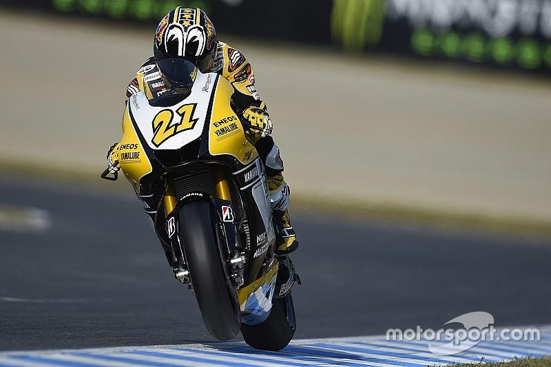 Накасуга повертається до Yamaha MotoGP