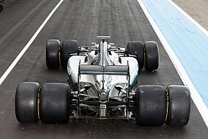 Formel 1 Feature Bildergalerie: Die Pirelli-Breitreifen für 2017