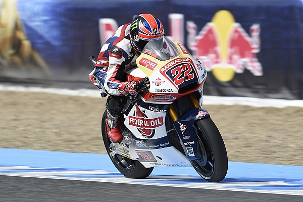 Moto2 Jerez: Lowes pole position, Zarco start ke-16