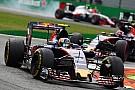 Tost verwacht ommekeer bij Toro Rosso