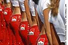 A magyar zászlótartó lányok mindig is a legjobbak között voltak a Hungaroringen: 2003