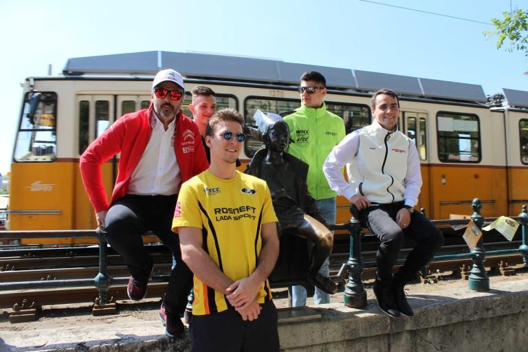 Sárga villamos és WTCC: jöhet a magyar versenyhétvége!