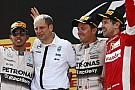 Hamilton és Rosberg eredményei az elmúlt évekről Barcelonából