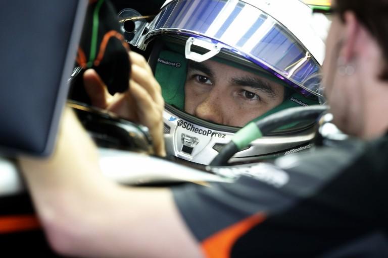 Perez Barcelonában már birkózott is - az első meneten túl van!