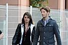 Grosjean dögös felesége is ellátogatott a Monacói Nagydíjra!