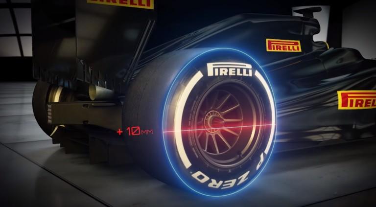A Pirelli 2017-es F1-es abroncsai: maga a megváltás?
