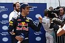 Ricciardo hamiltoni helyeken - az ausztrál a híd tetején pózolt!