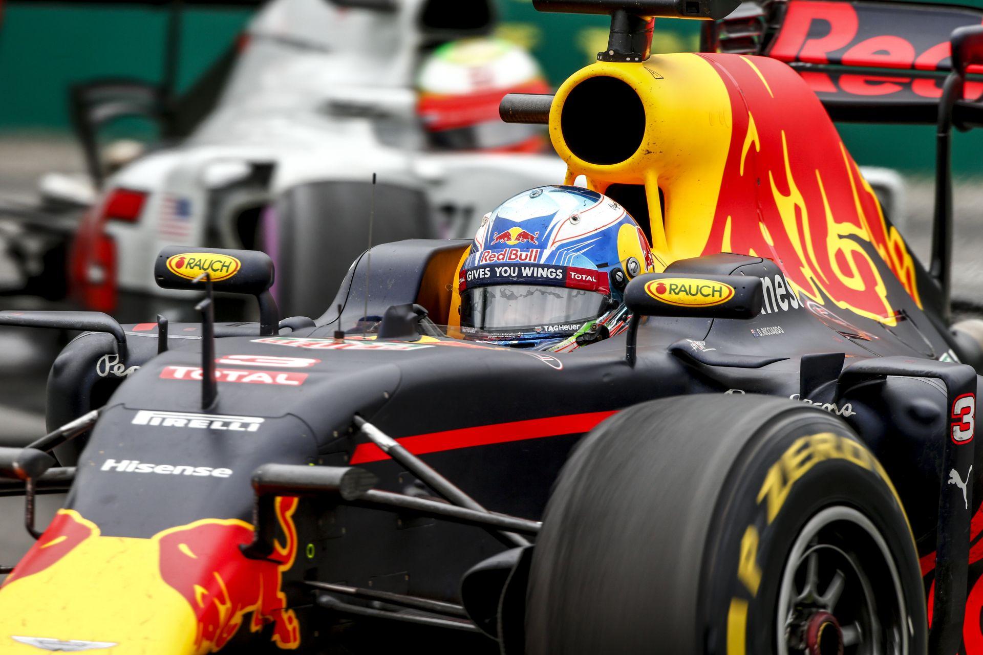 """Nemcsak Verstappen tud komolyan autót törni a Red Bullnál: akkor most Ricciardo is """"béna""""?"""