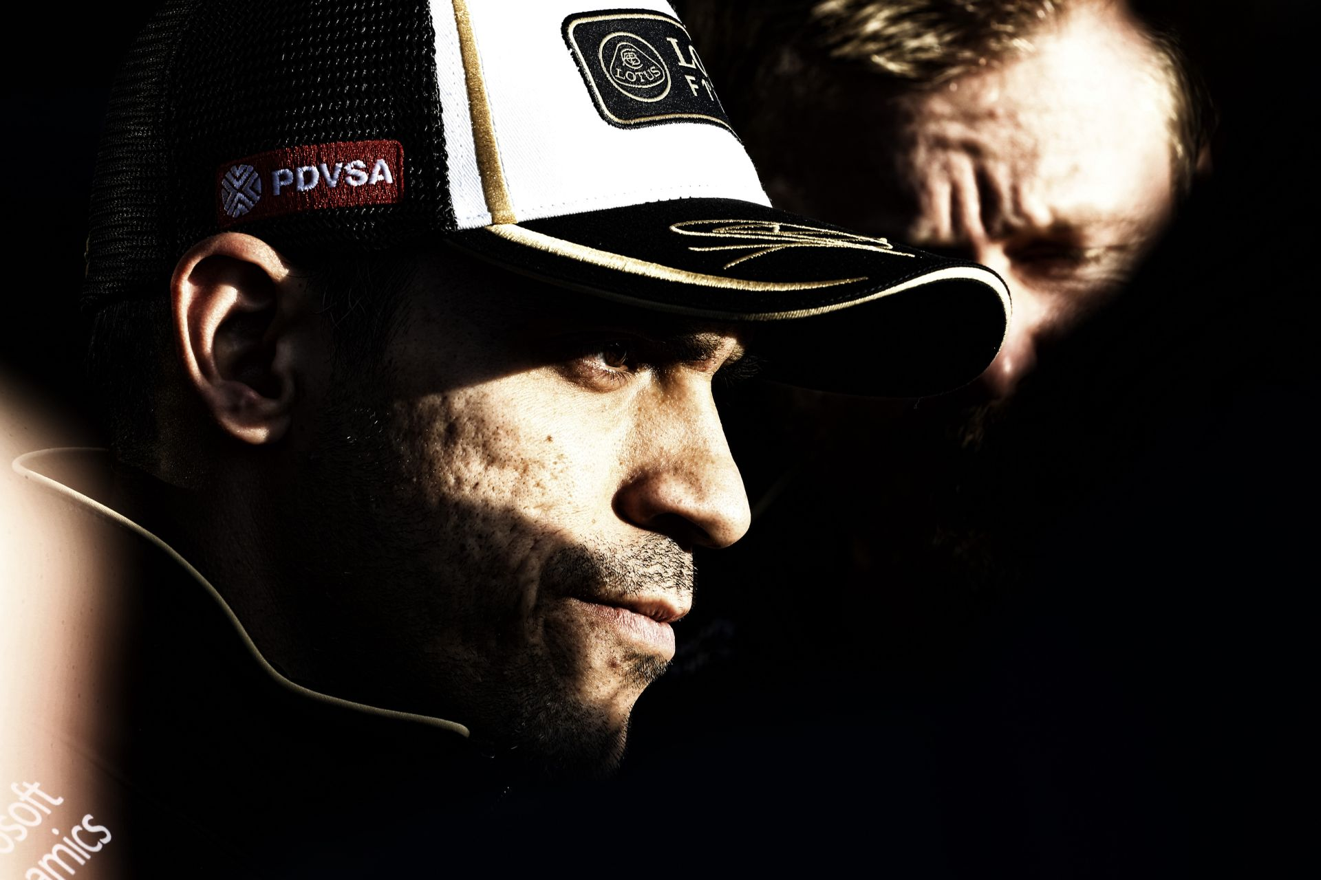 Maldonado Le Mans-ban is villant
