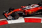 Vettel zacsival Ferrarija orrán került Ricciardo elé!