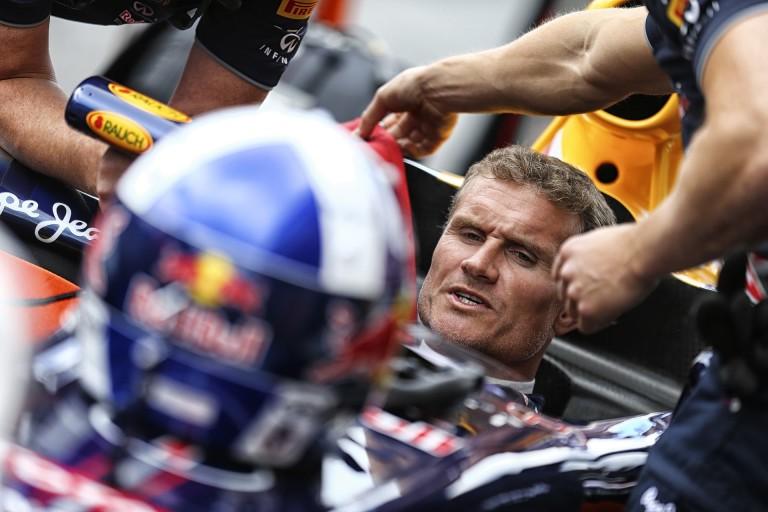 Coulthard is brillírozott Ausztriában!