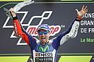 MotoGP Le Mans: Lorenzo mendominasi balapan yang penuh kecelakaan