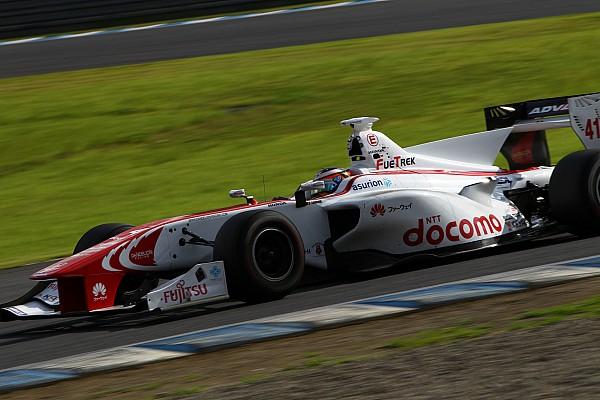 Super Formula Première victoire pour Vandoorne en Super Formula