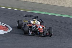 F3 Europe Relato da corrida Günther impede trifeta de Stroll; Sette Câmara é 8°