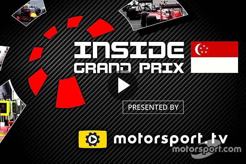 Журнал Inside Grand Prix – Гран Прі Сінгапуру
