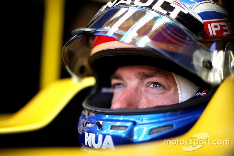 """Palmer: """"Moeilijk om indruk te maken met deze Renault"""""""