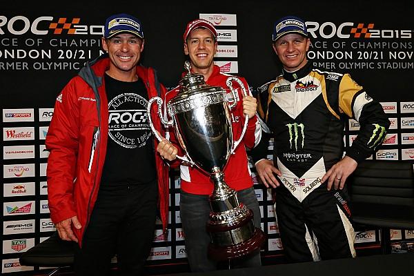 Kristensen e Solberg alla Race of Champions di Miami