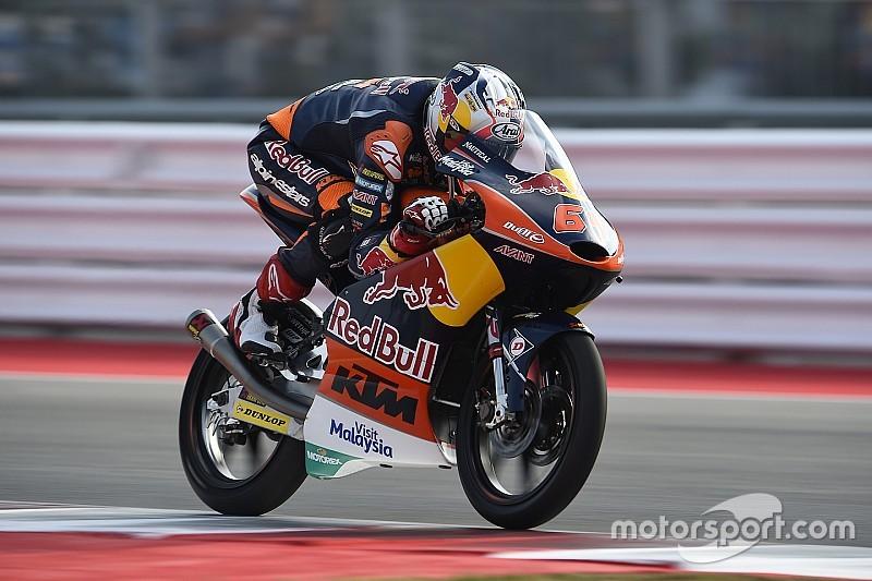 KTM stellt Neubesetzung des Moto3-Werksteams vor