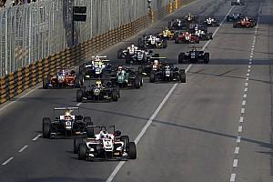 F3 News Formel-3-Klassiker in Macau erhält Weltcup-Status