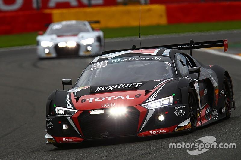 """Vanthoor: """"Meer risico's nemen op de Nürburgring"""""""