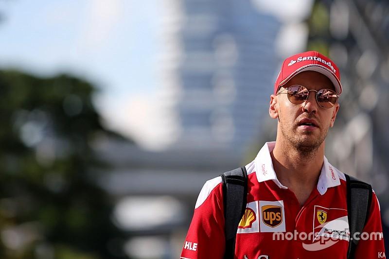 Феттель не считает сезон для Ferrari ужасным