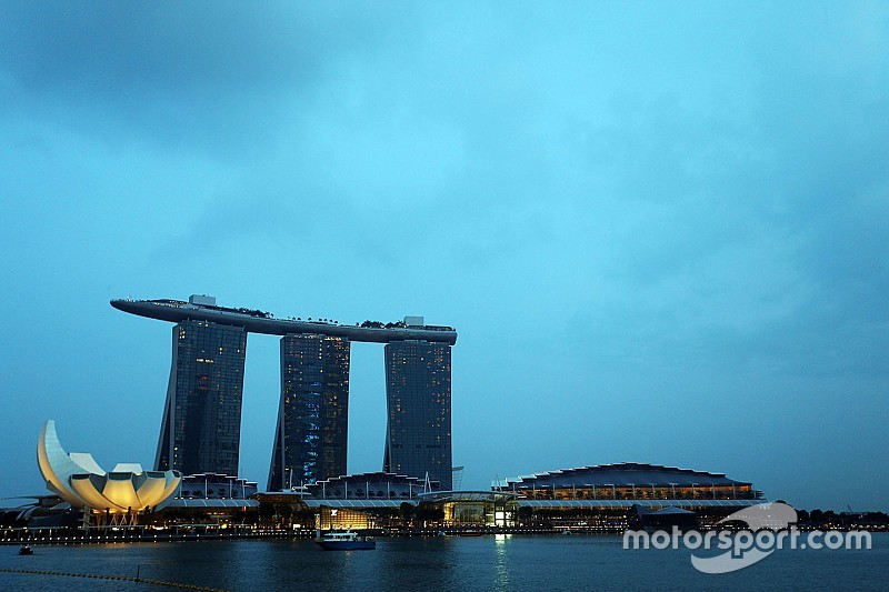 Ф1 в Сингапуре, WEC в США. Где и когда смотреть гонки