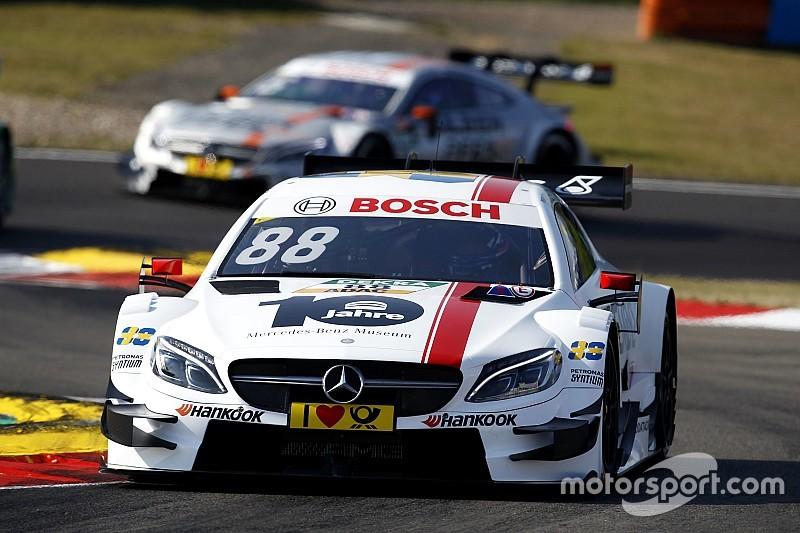 Розенквіст закінчить сезон в DTM у складі Mercedes