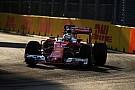 Феттель назвал Mercedes фаворитом Гран При Сингапура