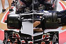 Analisis teknis ringkas: konfigurasi rem asimetris Toro Rosso STR11