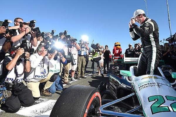 IndyCar Pagenaud se lleva la pole en Sonoma