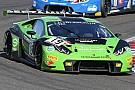 Stolz regala a Lamborghini e al team Grasser la pole del Nurburgring