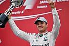 Alle Formel-1-Podestplätze von Nico Rosberg seit 2008