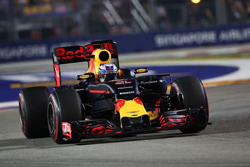 """Es war knapp"": Daniel Ricciardo verpasst 1. Saisonsieg um halbe Sekunde"