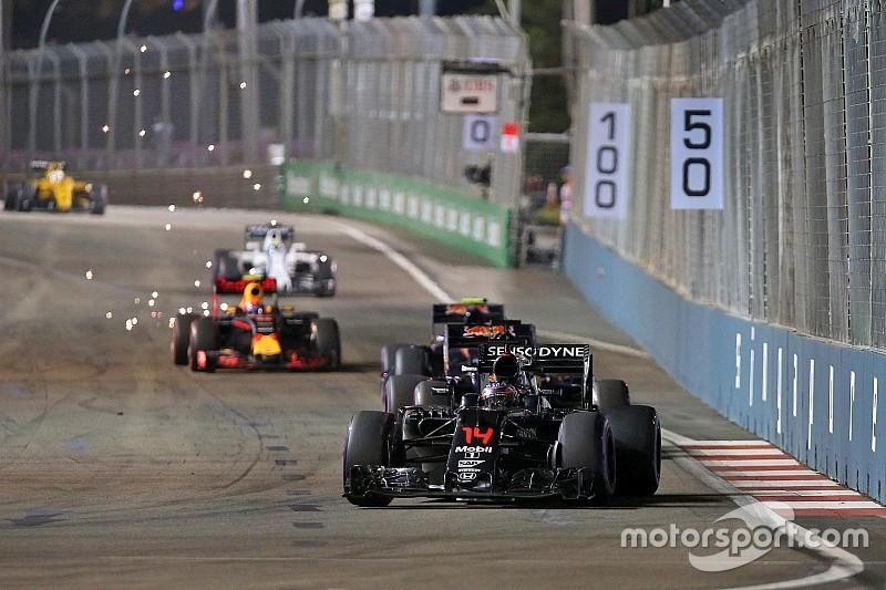 """Alonso: """"Droomde van podium na eerste ronde"""""""