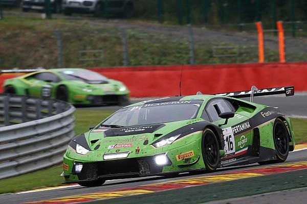 Blancpain Nürburgring: GRT Lamborghini wint, Garage 59 McLaren pakt titel